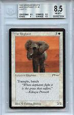 Magic the Gathering WOTC MTG Arabian Nights War Elephant BGS 8.5 NM/MT+ 3594