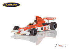 McLaren M23 F1 2° GP Südafrika 1976 F1 Weltmeister James Hunt, Spark Modell 1:43