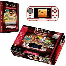 Blaze Evercade Retro Handheld Console Starter Pack +1 Namco (Electronic Games)