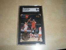 1995-96 Upper Deck The Rookie Years #137 Michael Jordan SGC 9 MINT