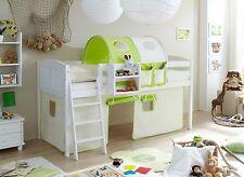 Cadres Lit Mezzanine Vert Pin Pour La Maison Achetez Sur Ebay