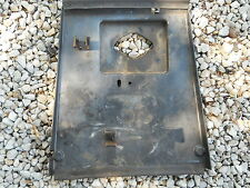 1975 Scorpion 440 Super Stinger: PLASTIC PIECE THAT HOLDS AIR BOX IN PLACE