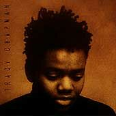 Tracy Chapman CD Album (Debut) Fast Car, Talking about a Revolution, etc