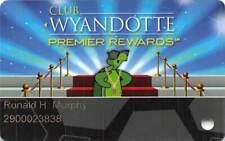 River Bend & Lucky Turtle Casinos - Wyandotte, Ok - Slot Card
