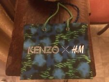 New Kenzo H&M HM Shopping Bag / Sac De Shopping