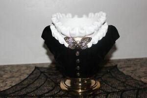 Bath & Body Works 2021 Halloween Headless Vampire Maid Bust Candle Holder
