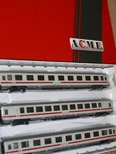 """HS  ACME AC55128  Dreiteiliges Wagenset IC """"Norderney""""Stuttgart Nordeich DB AG"""