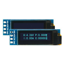 2pcs 128x32 LCD LED Display Module 0.91 inch OLED I2C Display Module For Arduino