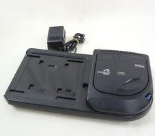 MEGA CD 2 Console System SEGA Tested Ref/T31050198 JAPAN Game