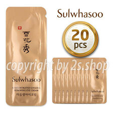 [Sulwhasoo] Concentrated Ginseng Renewing Eye Cream 1ml× 20pcs Korea Cosmetics