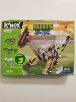 Bronto K'NEX Beasts Alive Building Set Construction Toy KNEX Motorized 34483 Ope
