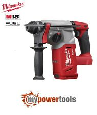 Milwaukee Fuel M18CH-0 18V 26mm SDS Plus 3-Mode Brushless Hammer Drill