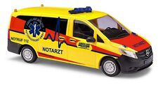 Busch 51115 Mercedes-Vito, Ambulanz, H0 Automodell 1:87