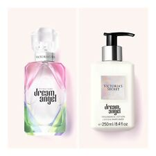 Victoria's Secret DREAM ANGEL Eau de Parfum (3.4 fl.oz.) and Fragrance Lotion