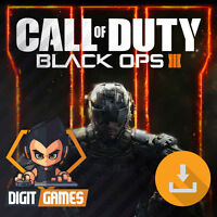 Call of Duty Black Ops III 3 - Steam Key / PC Game - COD / Zombies [NO CD/DVD]