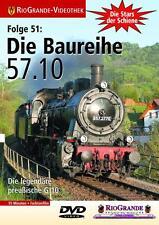 DVD Stars der Schiene 51 - Die Baureihe 57.10