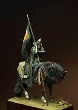 1/24 Resin Figure Model Kit Sleeping Knight Warrior Unpainted Unassambled