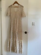 Spell & the gypsy collective Rhiannon Dress gown size small