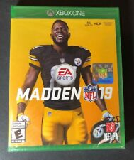 Madden NFL 19 (XBOX ONE) NEW