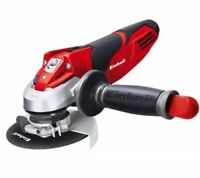 """EINHELL 600W ELECTRIC 4.5"""" 115mm ANGLE GRINDER 240V IN BOX TE-AG 115/600"""