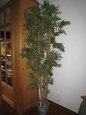 Bambus Pflanze 230 cm Japanese 4320 Blätter Neuwertig Täuschend echt