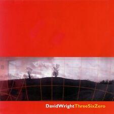 David Wright - Three Six Zero [CD]