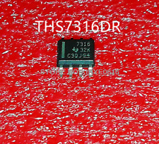 Hot Sell  5PCS  7316  73I6  THS7316  THS7316DR  SOP8  Video amplifier chip