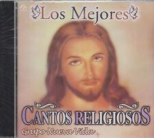 CD - Grupo Nueva Vida NEW Los Mejores Cantos Religiosos - FAST SHIPPING !