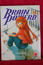 Brain Powerd. Tome 2 - Yukiru Sugisaki