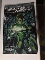 BLACKEST NIGHT TPB Geoff Johns DC COMICS Green Lantern TP