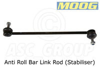 MOOG Front Axle left or right - Anti Roll Bar Link Rod (Stabiliser), PE-LS-3817