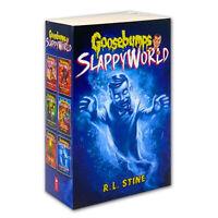 Goosebumps Slappyworld 6 Books Collection Paperback Set By R L Stine