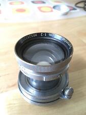 Leica M 50 mm F2 Summitar TOP Zustand