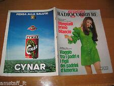 TV RD 1972/37=OTTAVIA PICCOLO=MORTE DI DANTON GEORG BUCHNER FILM=TUTTO è POP=