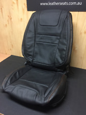 LEATHER SEATS UPHOLSTERY TRIM KIT FORD RANGER WILDTRAK DIY INSTALL ALL 5 SEATS