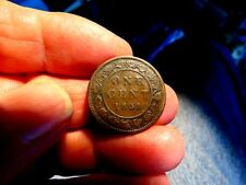 BETTER DATE 1859 CANADIAN LARGE CENT VERY NICE COIN