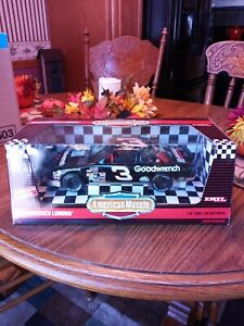ERTL Dale Earnhardt #3 American Muscle Collector's 1/18 scale Goodwrench Lumina