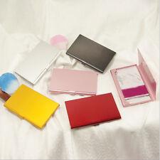 Aluminium RFID Pocket ID Credit Business Card Case Wallet Holder Box Protector