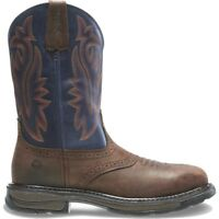 Wolverine Men Javelina High Plains Western Wellington Steel Toe Work Boot