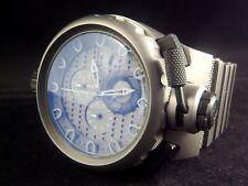 Invicta 0677 Men's Coalition Force Sniper Swiss Quartz Titanium Gray Watch RARE