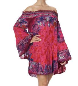 Camilla Dress Size small - Tropic Of neon