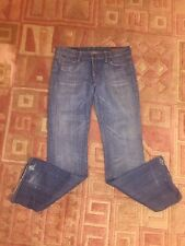 CITIZENS OF HUMANITY Jeans Denim Kelly #001 LOW WAIST Bootcut STRETCH Size 29