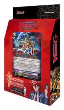 English Cardfight Vanguard True Zodiac Time Beasts Trial Deck VGE-G-TD09 NEW!!