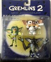"""JUN Planning GREMLINS 2 Figure """"Gizmo Mohawk Girl"""" Set JAPAN 1999 Vintage"""