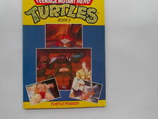 Teenage Mutant Hero Turtles Book 2 Turtle Power
