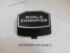 Kreidler Feuille K54 Guidon Couvercle World Champion Lf RM RMC RMC-S Rs