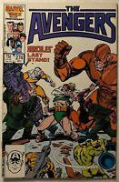 AVENGERS 274 / 6.0 FINE + / MARVEL Comics 1986