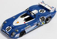 Ixo 1:43 Matra MS670B #10 J-P Baltoise - F. Cevert Le Mans 1973 LMC115 Brand new
