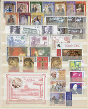 (FY02) Vatican 2002 Yearset MNH ** FREE POSTAGE **