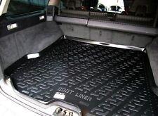 Gummi-Kofferraumwanne FORD MONDEO 4 IV Kombi mit voll Ersatzrad Laderaumwanne